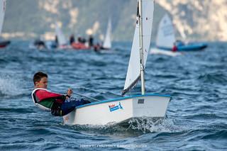 Campionato Italiano Optimist - Fraglia Vela Malcesine - Angela Trawoeger_K3I3492