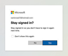 Microsoft Stupid Message Another Load of C*@P from an ARROGANT Company