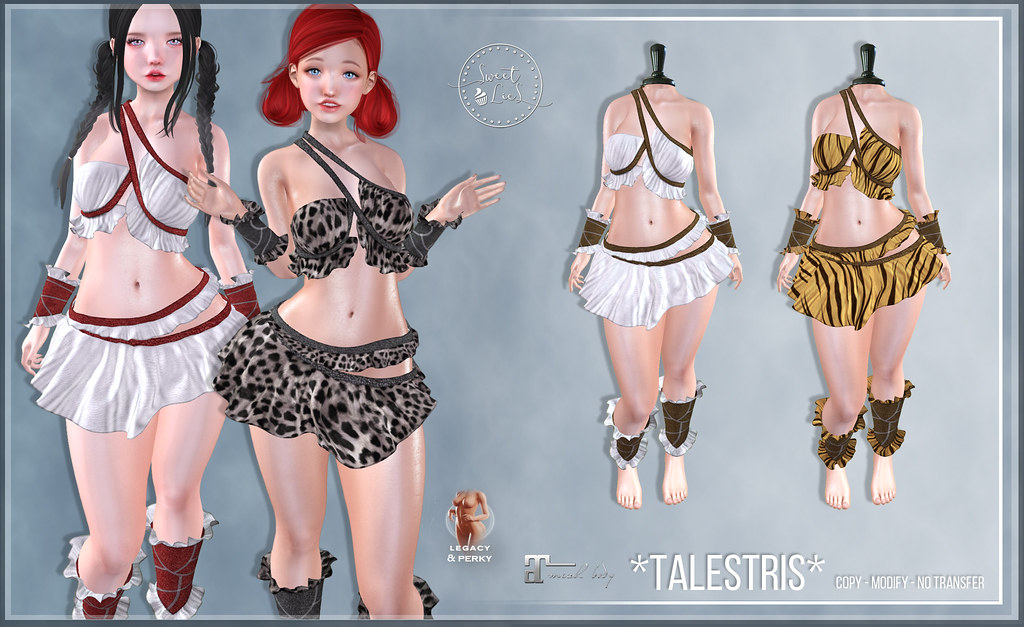 Talestris Outfit Pack #3 - Sweet Lies Original