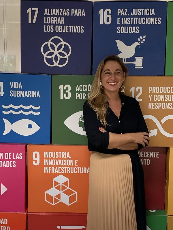 Soraya Romero. Directora de Sostenibilidad de Iberostar / EMEA
