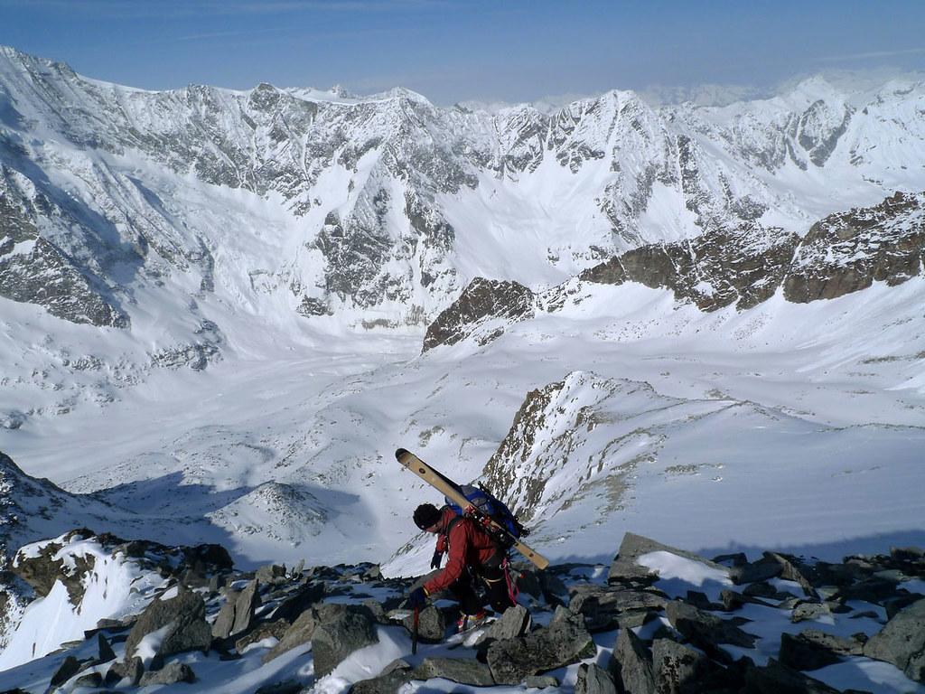 Blanc de Moming - Dôme Circuit Walliser Alpen / Alpes valaisannes Switzerland photo 24