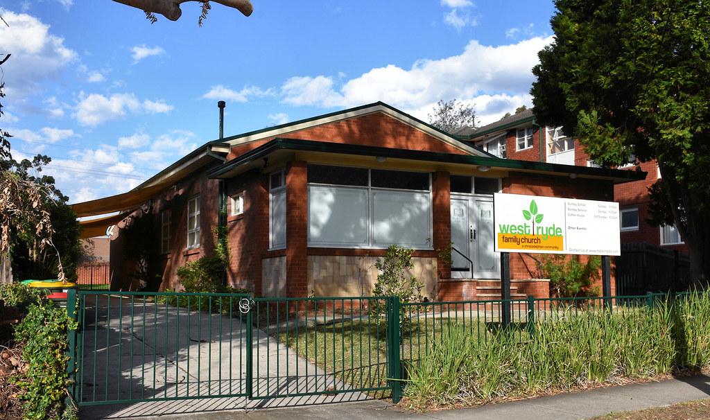 Family Church, West Ryde, Sydney, NSW.