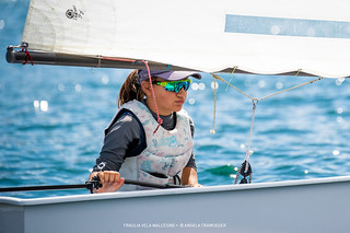 Campionato Italiano Optimist - Fraglia Vela Malcesine - Angela Trawoeger_K3I4625