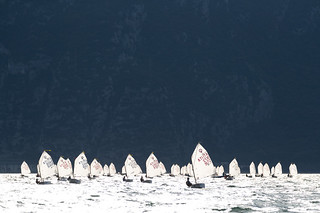 Campionato Italiano Optimist - Fraglia Vela Malcesine - Angela Trawoeger_K3I3635