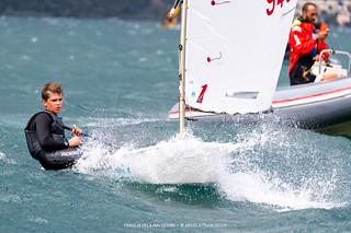 Campionato Italiano Optimist - Fraglia Vela Malcesine - Angela Trawoeger_K3I5086
