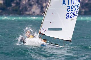 Campionato Italiano Optimist - Fraglia Vela Malcesine - Angela Trawoeger_K3I5068