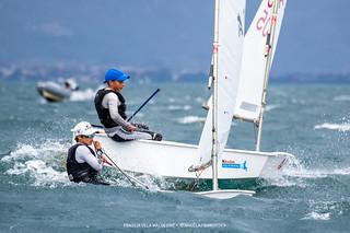 Campionato Italiano Optimist - Fraglia Vela Malcesine - Angela Trawoeger_K3I4931