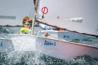 Campionato Italiano Optimist - Fraglia Vela Malcesine - Angela Trawoeger_K3I4733