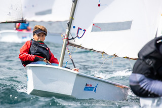 Campionato Italiano Optimist - Fraglia Vela Malcesine - Angela Trawoeger_K3I4729