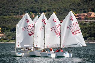 Campionato Italiano Optimist - Fraglia Vela Malcesine - Angela Trawoeger_K3I4614
