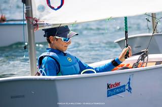 Campionato Italiano Optimist - Fraglia Vela Malcesine - Angela Trawoeger_K3I4613