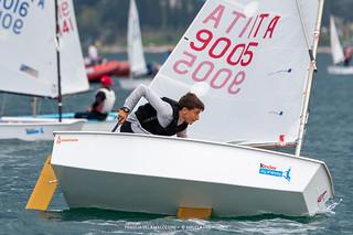 Campionato Italiano Optimist - Fraglia Vela Malcesine - Angela Trawoeger_K3I4369