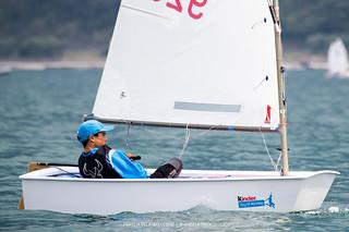 Campionato Italiano Optimist - Fraglia Vela Malcesine - Angela Trawoeger_K3I4355