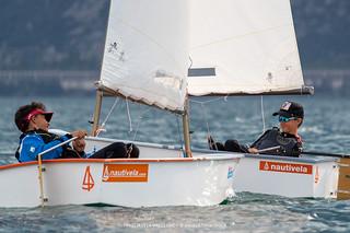 Campionato Italiano Optimist - Fraglia Vela Malcesine - Angela Trawoeger_K3I4228