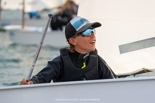 Campionato Italiano Optimist - Fraglia Vela Malcesine - Angela Trawoeger_K3I4211