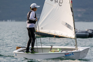 Campionato Italiano Optimist - Fraglia Vela Malcesine - Angela Trawoeger_K3I4207