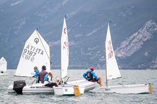Campionato Italiano Optimist - Fraglia Vela Malcesine - Angela Trawoeger_K3I4200