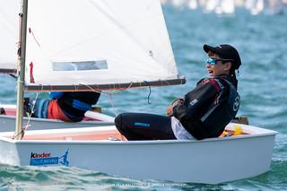 Campionato Italiano Optimist - Fraglia Vela Malcesine - Angela Trawoeger_K3I4178