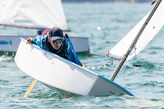 Campionato Italiano Optimist - Fraglia Vela Malcesine - Angela Trawoeger_K3I4165