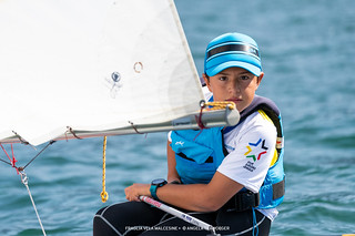 Campionato Italiano Optimist - Fraglia Vela Malcesine - Angela Trawoeger_K3I4117