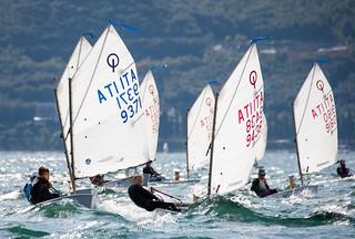 Campionato Italiano Optimist - Fraglia Vela Malcesine - Angela Trawoeger_K3I3952