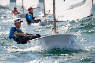 Campionato Italiano Optimist - Fraglia Vela Malcesine - Angela Trawoeger_K3I3933
