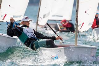 Campionato Italiano Optimist - Fraglia Vela Malcesine - Angela Trawoeger_K3I3912