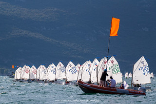 Campionato Italiano Optimist - Fraglia Vela Malcesine - Angela Trawoeger_K3I3806