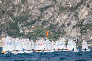 Campionato Italiano Optimist - Fraglia Vela Malcesine - Angela Trawoeger_K3I3789
