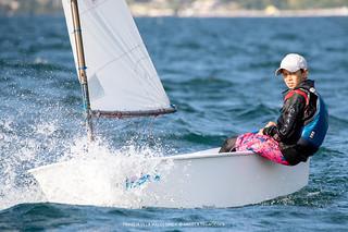Campionato Italiano Optimist - Fraglia Vela Malcesine - Angela Trawoeger_K3I3746