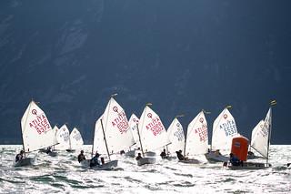 Campionato Italiano Optimist - Fraglia Vela Malcesine - Angela Trawoeger_K3I3708