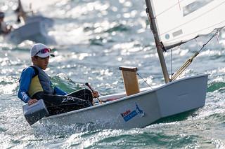 Campionato Italiano Optimist - Fraglia Vela Malcesine - Angela Trawoeger_K3I3591