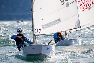 Campionato Italiano Optimist - Fraglia Vela Malcesine - Angela Trawoeger_K3I3574