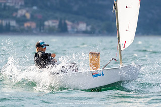 Campionato Italiano Optimist - Fraglia Vela Malcesine - Angela Trawoeger_K3I3542
