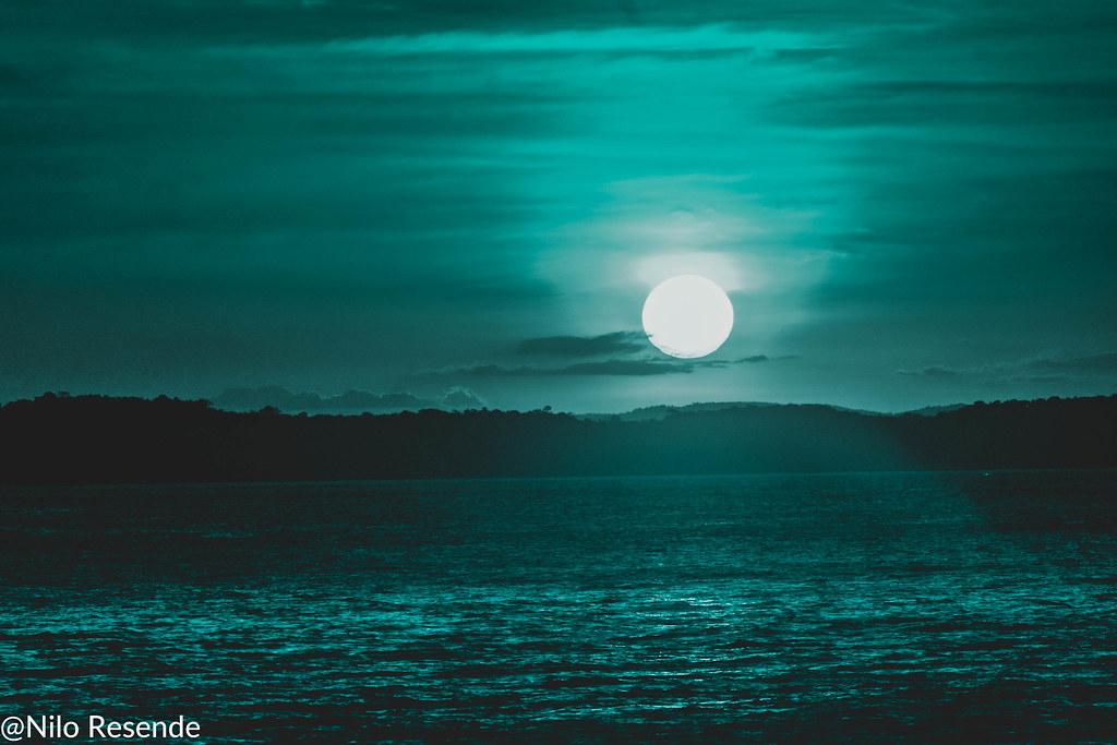 """""""Noite enluarada"""""""