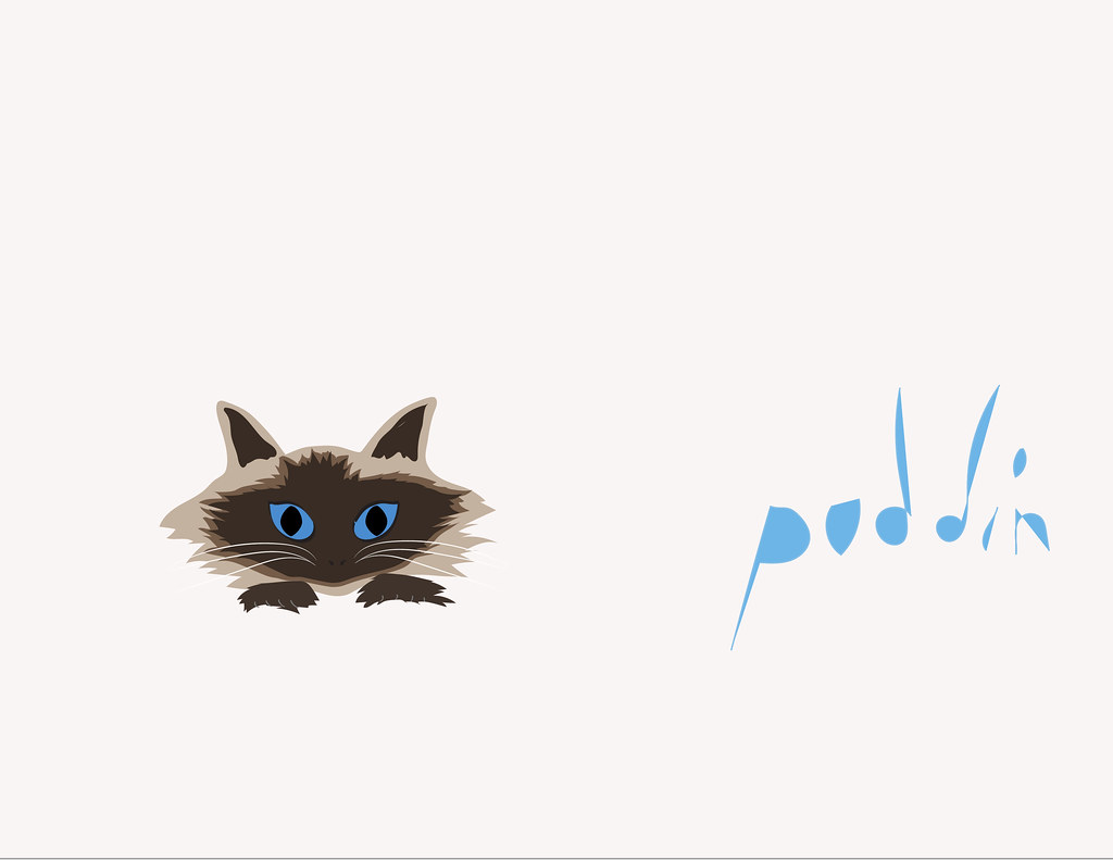 Puddin, Puddy, Cat, Kitty, Cat Illustration, Kitty Illustration, Illustrator, Designer, Rebecca Pons, Himalayan cat, Himalayan cat Illustration, BECCA, Becca Studio, becca studio, BECCA studio, Multimedia Design, Graphic Design, Branding, Web Development, Murals, Illustration, Art Direction