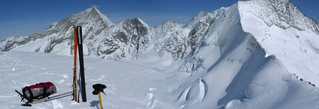 Blanc de Moming - Dôme Circuit Walliser Alpen / Alpes valaisannes Switzerland photo 34