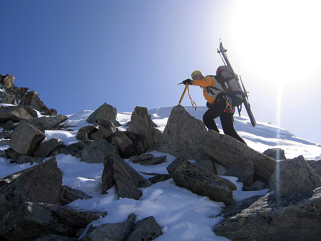 Blanc de Moming - Dôme Circuit Walliser Alpen / Alpes valaisannes Switzerland photo 22
