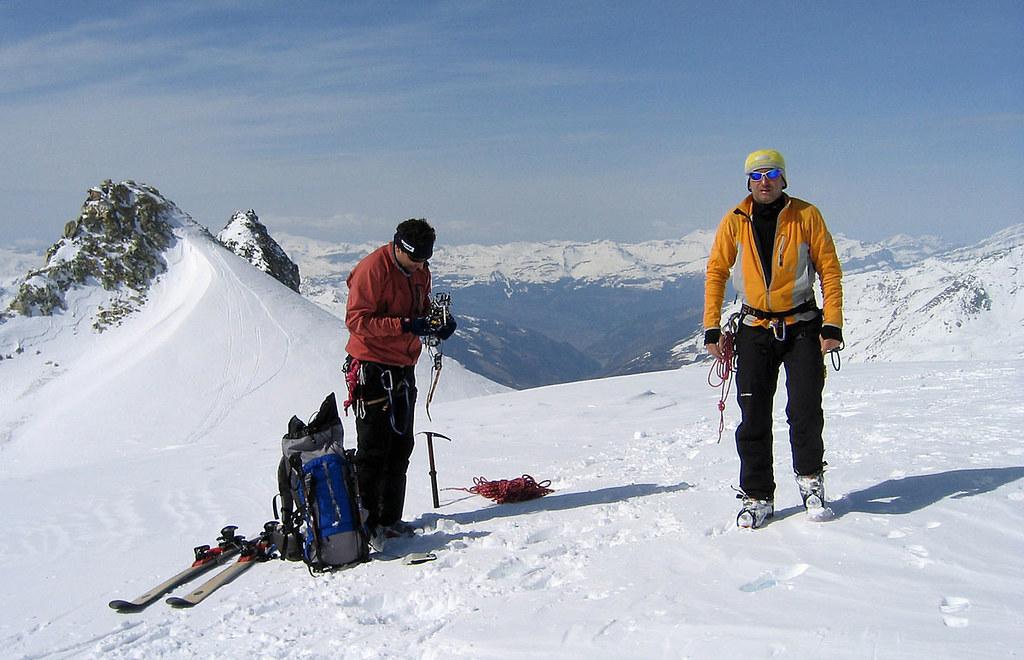 Blanc de Moming - Dôme Circuit Walliser Alpen / Alpes valaisannes Switzerland photo 32
