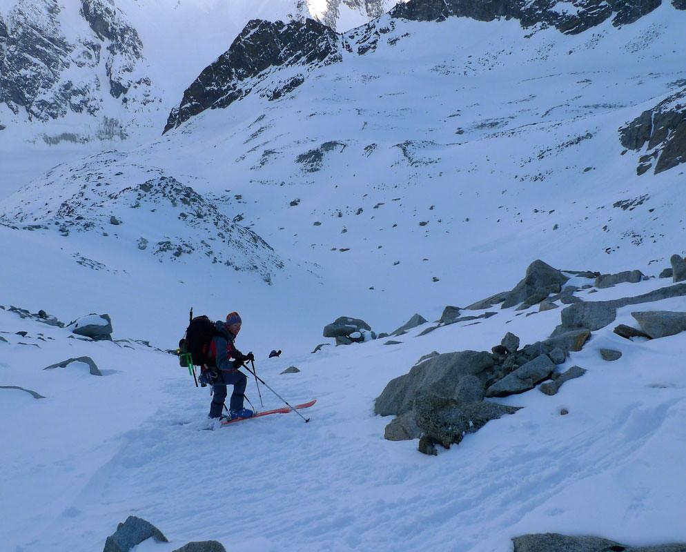 Blanc de Moming - Dôme Circuit Walliser Alpen / Alpes valaisannes Switzerland photo 19