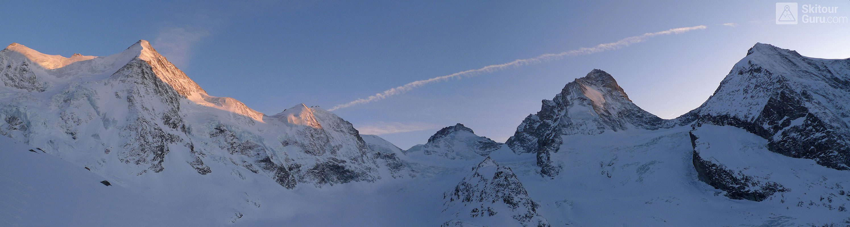 Blanc de Moming - Dôme Circuit Walliser Alpen / Alpes valaisannes Switzerland panorama 46