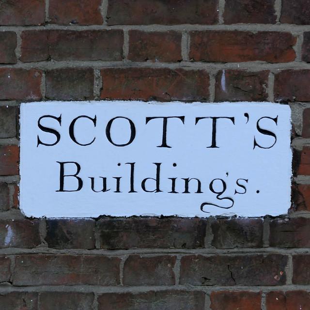 SCOTT'S Buildings