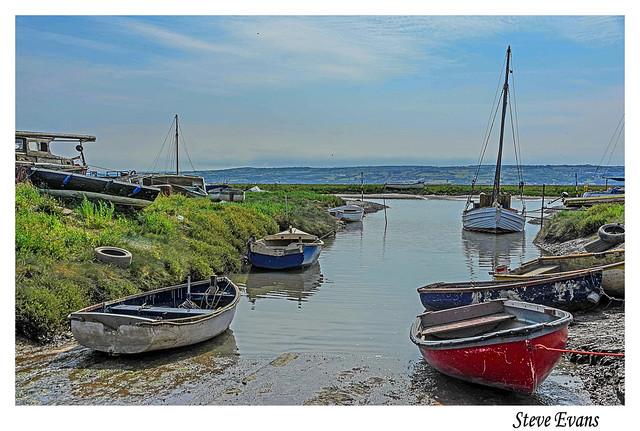 Heswall Boats