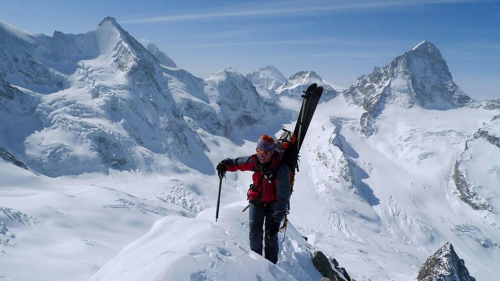 Blanc de Moming - Dôme Circuit Walliser Alpen / Alpes valaisannes Switzerland photo 28