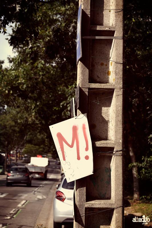 Jeu de piste, « Je de M » !