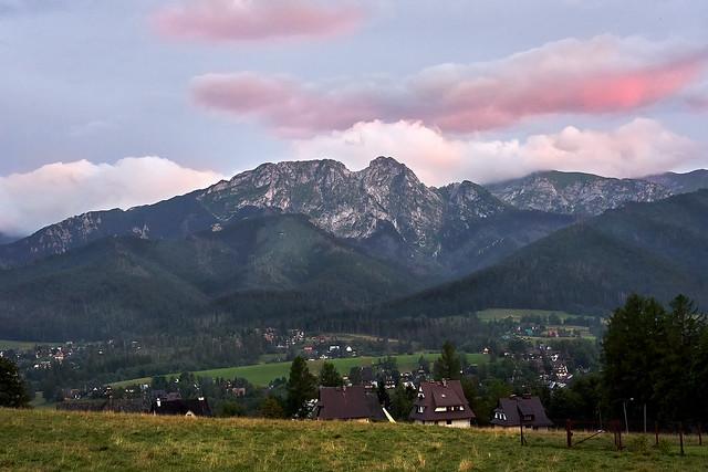 Giewont peak (explored 04-09-2020)
