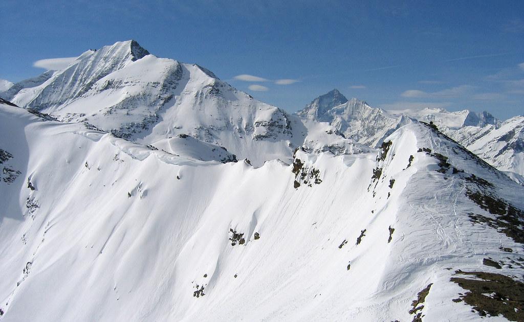 L´Omen Roso Walliser Alpen / Alpes valaisannes Schweiz foto 08
