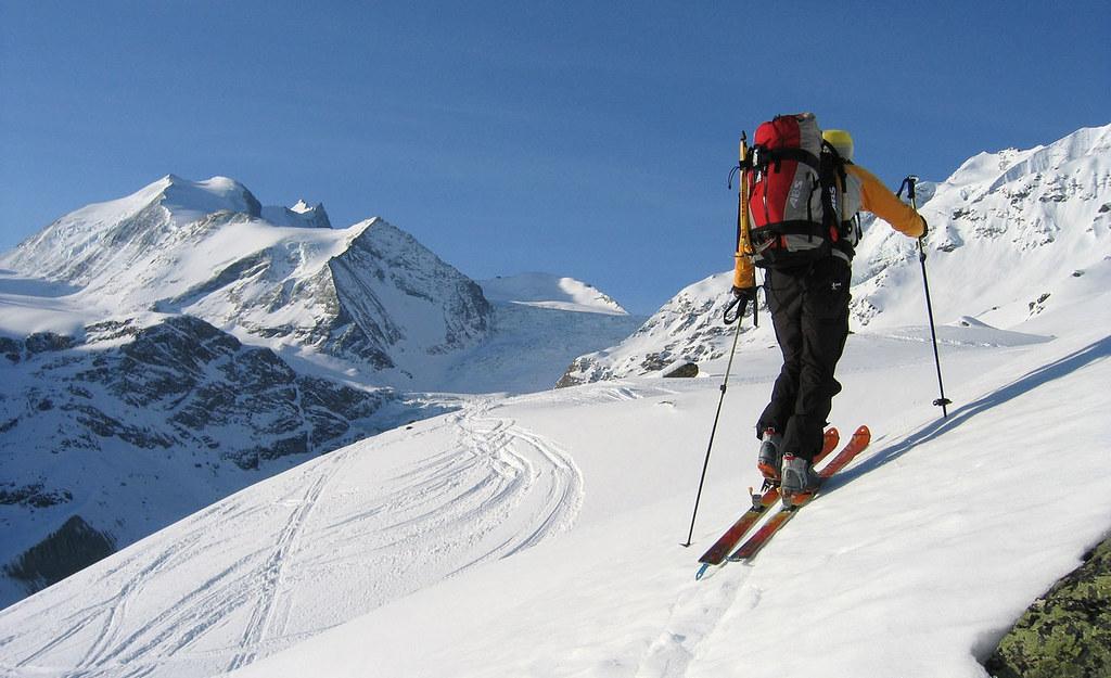 L´Omen Roso Walliser Alpen / Alpes valaisannes Schweiz foto 04