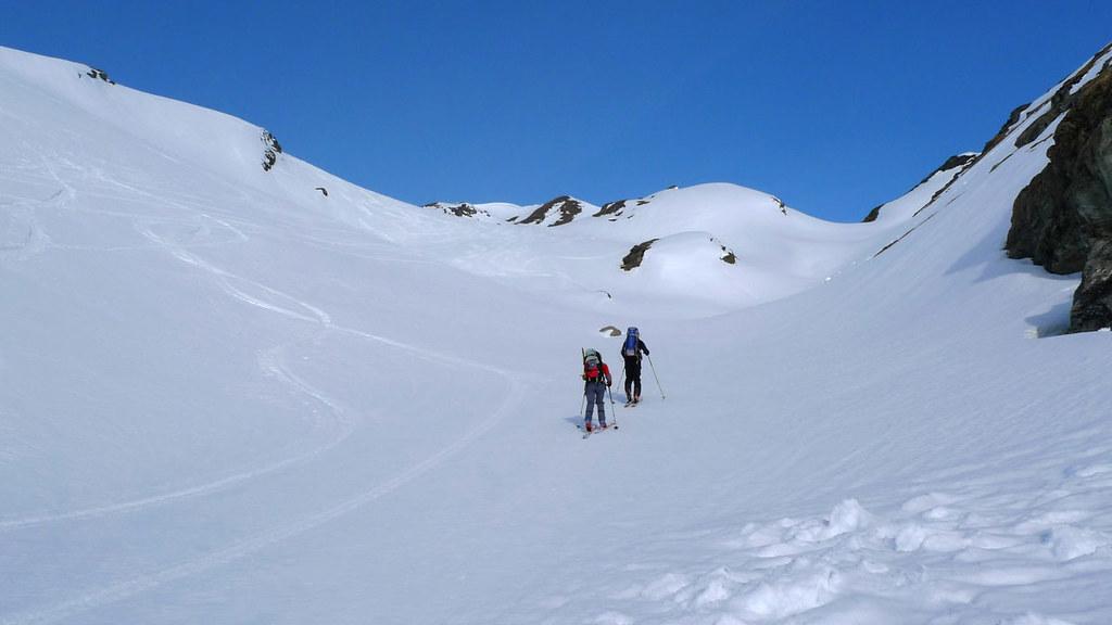 L´Omen Roso Walliser Alpen / Alpes valaisannes Schweiz foto 19