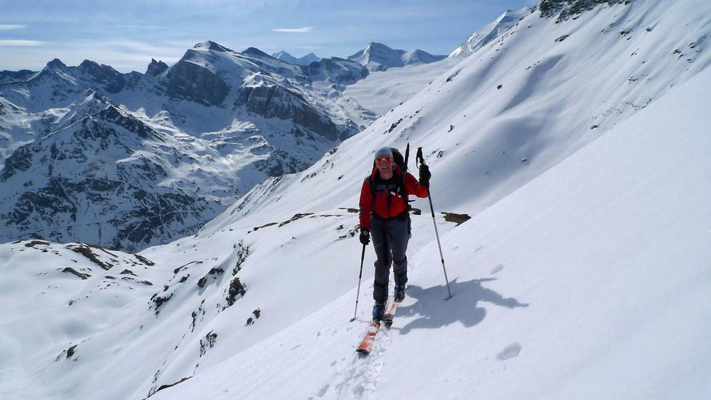 L´Omen Roso Walliser Alpen / Alpes valaisannes Schweiz foto 23